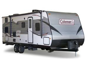 2017 Coleman 192rdD