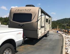 2018 Forest River Flagstaff 27BHWS