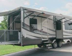 2015 5W Grand Design Momentum 385th Toyhauler
