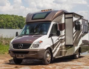 2013 Winnebago Camping Van