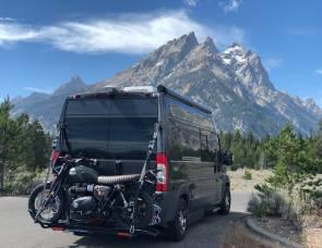 2017 Hymer carado Banff