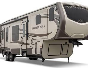 2018 Montana 3160RL