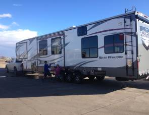 2013 Heartland Road Warrior RW415