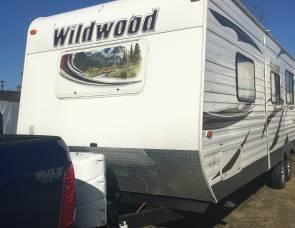 2013 Forrest river Wildwood