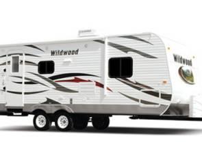 2011 Wildwood 27rbs