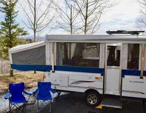 Fleetwood Williamsburg Pop Up Camper