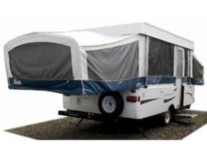 2005 Coleman Tent camper