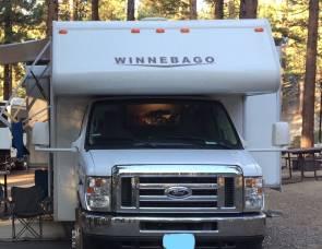 2015 Winnebago Minnie Winnie
