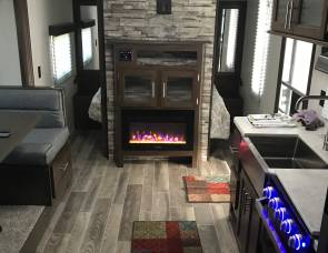 2019 Forest River Grey Wolf Bunkhouse