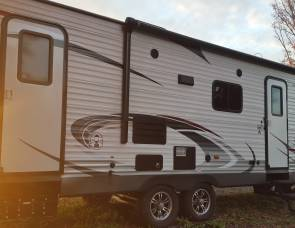2015 Coleman 262 BHS Expedition Climate Package