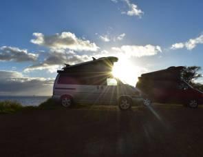 """Volkswagen Westfalia on Maui - """"Hana Honey"""""""