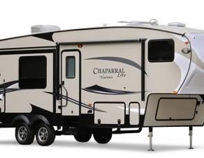 2016 Coachmen Chaparral x-lite