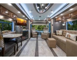 2019 2019 Foretravel Realm FS6 Luxury Villa 3 2019 Foretravel Realm FS6 Luxury Villa 3