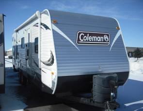 2013 Dutchman Coleman 262bh