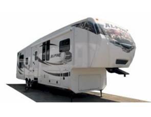2012 Keystone Alpine 3600 RS