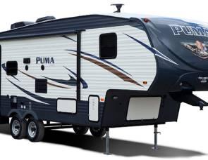 2017 Puma Toy hauler