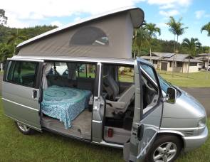 "2004 Volkswagen Westfalia on Maui - ""Hana Honey"""