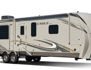 2017 Jayco Hard side pop up with storage deck