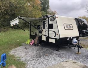 2017 Coachman Viking 17BH