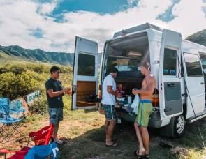 RV Rental Oahu, HI, Motorhome & Camper Rentals in HI