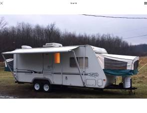 2003 Trail-lite, Bantom 22 ft with slideout