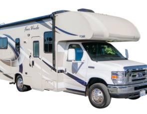 2016 Medium Motorhome -LAX