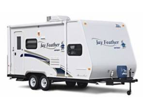 2017 Jayco Jay feather