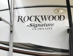 2016 Forrest river Rockwood ultralight