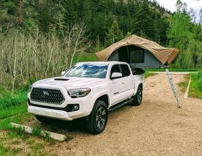 2019 Toyota Tacoma RTT 4x4