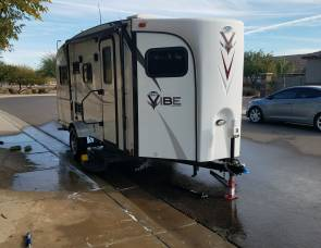 2014 forest River vibe 6504
