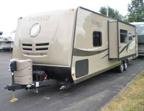 2012 Evergreen Everlite 33' QBK Bunk House