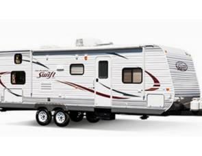 2014 Jayco 264BH jay flight swift