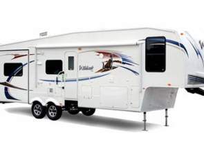 2005 Wildcat Fifth wheel