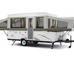 2007 Rockwood 1640 tent trailer