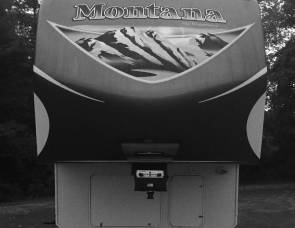 2014 Montana Mountaineer 346LBQ