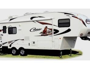 2010 324RLB Keystone Cougar