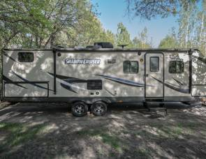 CRUISER RV CORP SHADOW CRUISER
