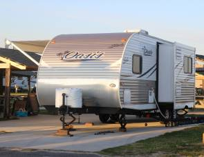 2016 Shasta Oasis 25RS