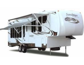 2012 Sandpiper 36 squ