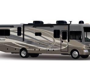 2015 fleetwood bounder 34T