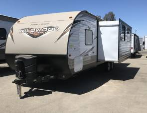 2018 Forest River Wildwood X-Lite