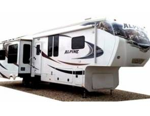 2015 Keystone Alpine 3010