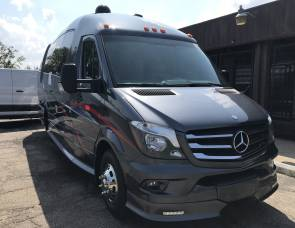 2016 Mercedes Benz Sprinter 3500 Imperial