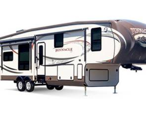 2008 Jayco 5th wheel