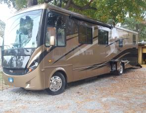 2009 Newmar Canyon Star Toy Hauler