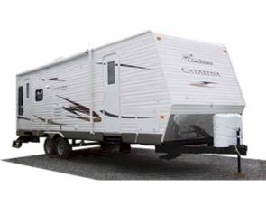 2012 Coachmen catalina 25rks limited