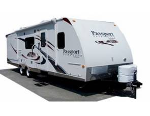 2008 Passport Ultralite