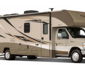 2018 Winnebago Spirit 22M