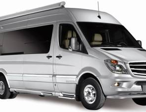 2017 Airstream Interstate Lounge Twin