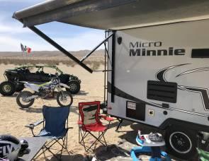 2018 Winnebago Micro Minnie 2106DS